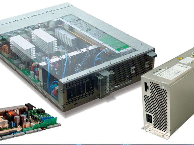 Subsistemas componentes electronicos