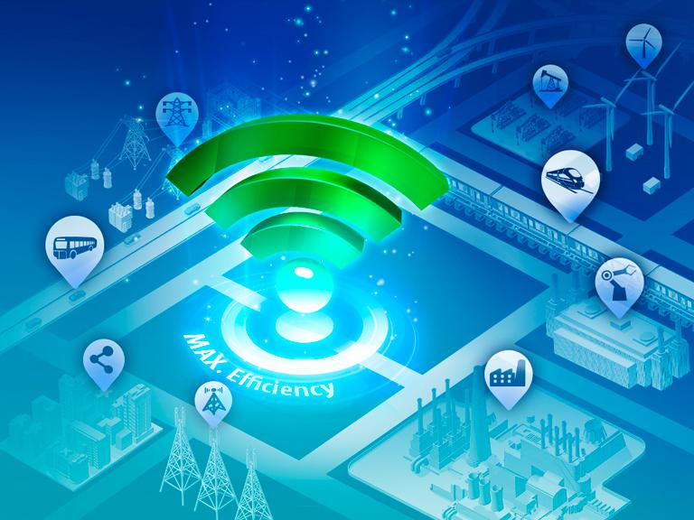 componentes electrónicos wifi